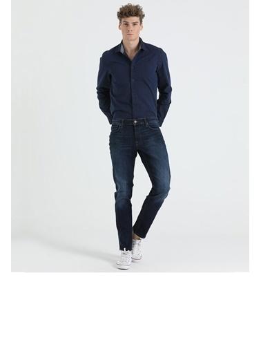 Loft Loft Ricardo Erkek Kot Pantolon 2014328 2014328018 Lacivert